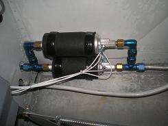 Duel fuel pumps