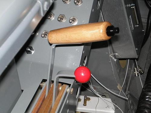 My Throttle Controls