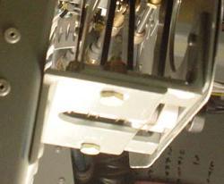 Throttle Quadrant Support