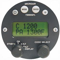 Microair comm trans radio