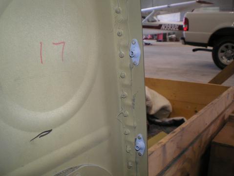 Wing tank proseal